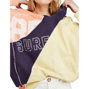 🏖🏄🏼♀️Free People Surf Combo Sweater